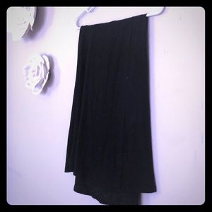 Dresses & Skirts - Black maxi Maternity skirt